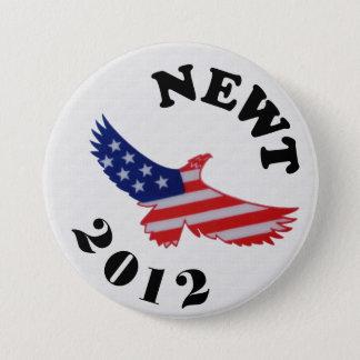 NEWT 2012 3 INCH ROUND BUTTON