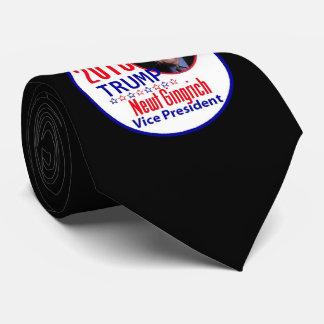 Newt GINGRICH 2016 Tie