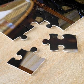 Newt Gingrich, Barack Obama, Jarrett & Sharpton Jigsaw Puzzle