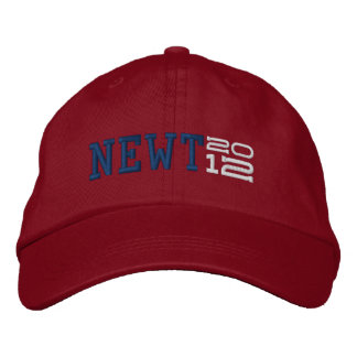 Newt Gingrich Twenty Twelve 2012 Embroidered Hat
