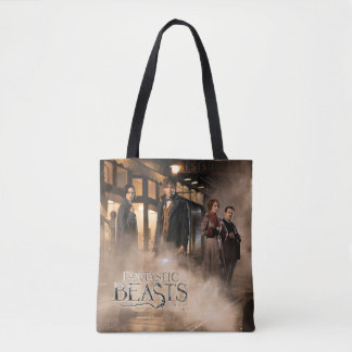 NEWT SCAMANDER™ & Co. At The Train Station Tote Bag