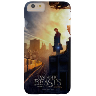 Newt Scamander in Destroyed Building Barely There iPhone 6 Plus Case