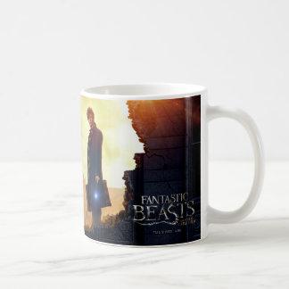 NEWT SCAMANDER™ in Destroyed Building Coffee Mug