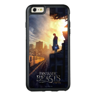 Newt Scamander in Destroyed Building OtterBox iPhone 6/6s Plus Case