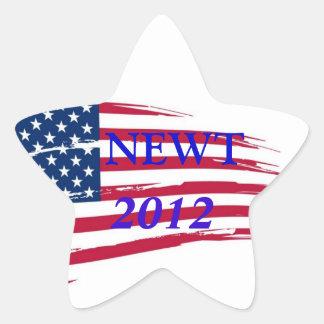 NEWT STAR 2012 STICKER