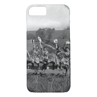 Newton Square Unit of the Women's_War image iPhone 7 Case