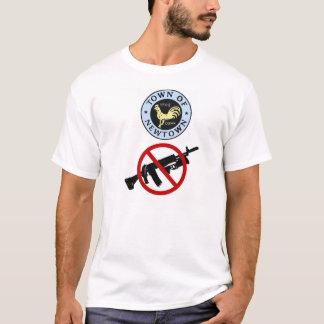 Newtown CT   No Guns T-Shirt