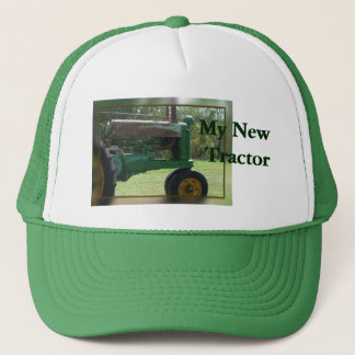 NewTractor Cap-customize Trucker Hat