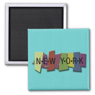 newyork block magnet