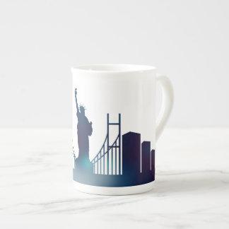 NEWYORK BONE MUG