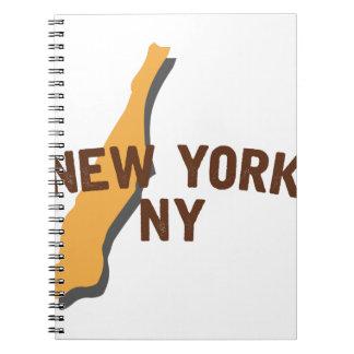 Newyork NY Notebooks