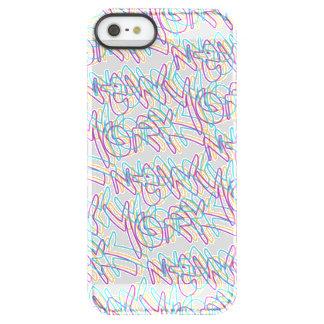 NewYork, Urban, StreetArt, USA, Design, NYC, Arts, Permafrost® iPhone SE/5/5s Case