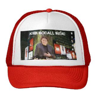 NewYorkBillboard, JOHN MCCALL MUSIC, MYSPACE Trucker Hat
