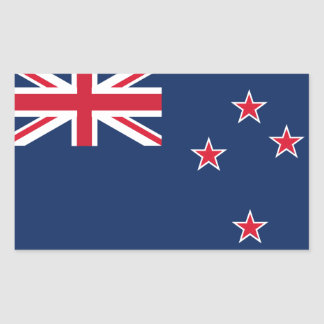 newzealand flag sticker