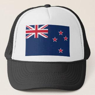 newzealand flag trucker hat