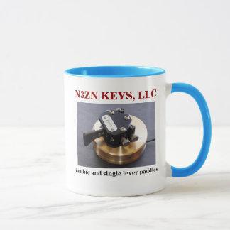 newZNSLR 001, N3ZN KEYS, LLC, custom iambic and... Mug