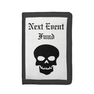 Next Event Fund affordable larping Tri-fold Wallet