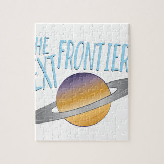 Next Frontier Jigsaw Puzzle