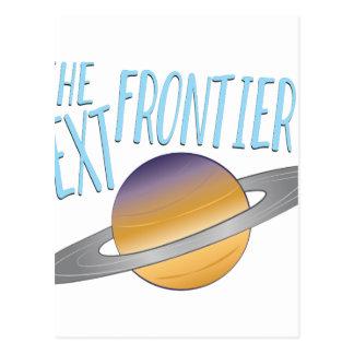 Next Frontier Postcard