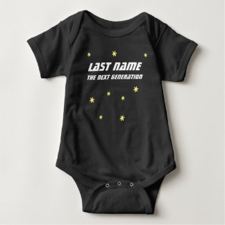 Next Generation Baby Jumper Baby Bodysuit