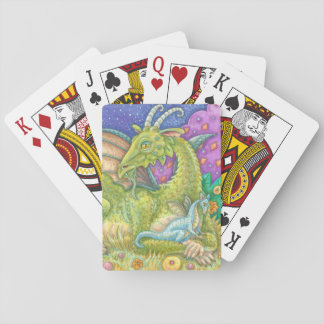 NEXT GENERATION Dragons STANDARD PLAYING CARDS