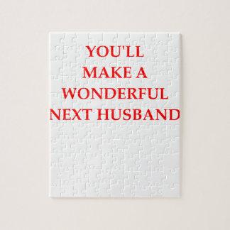 next husband jigsaw puzzle