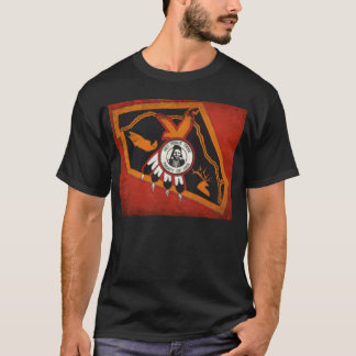 Nez Perce Indians Flag T-Shirt