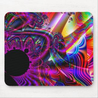 NF314 Fractal Art Design Mouse Pad