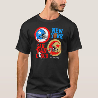 NFC Finals Football 2012 T-Shirt