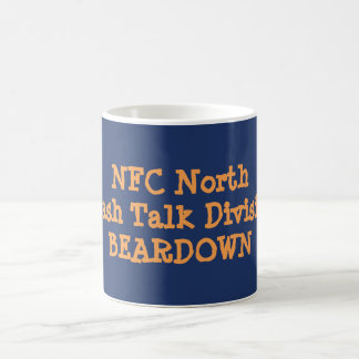 "NFC North ""Trash Talk Division"" Coffee Mug. Coffee Mug"