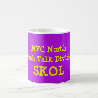"NFC North ""Trash Talk Division"" Official Mug"