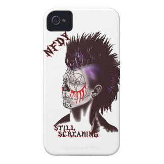 NFDY iPhone 4 barely there QPC Mohawk Case
