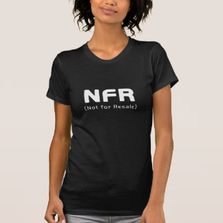 NFR (Not For Resale) Shirt