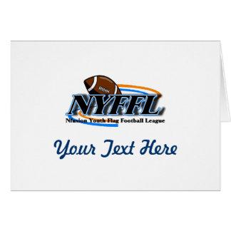 Nfusion Youth Flag Football Nyffl Under 14 Card