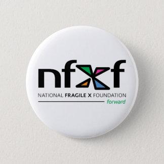 NFXF Forward 2 Inch Round Button