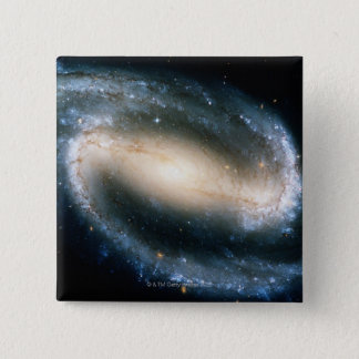 NGC 1300 2 INCH SQUARE BUTTON