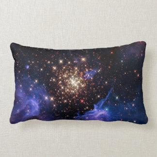 NGC 3603 super star cluster NASA Lumbar Pillow