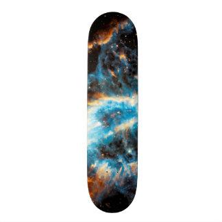 NGC 5189 Planetary Nebula Skateboard