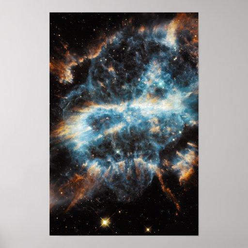 NGC 5189 POSTER