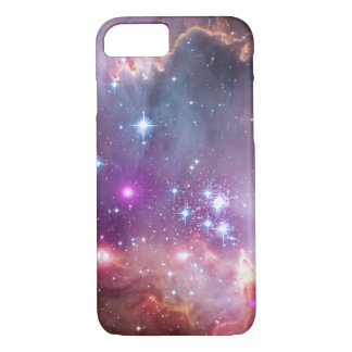 NGC 602: Star Cluster, Small Magellanic Cloud iPhone 7 Case