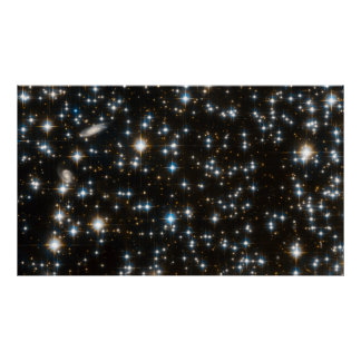 NGC 6791- Full Hubble ACS Field Poster