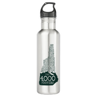 NH 4000 Footers Stainless Steel Water Bottle