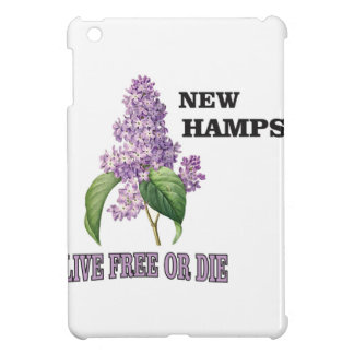 NH live free or die iPad Mini Case