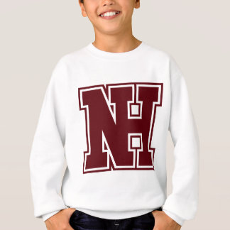 NH logo outline Sweatshirt