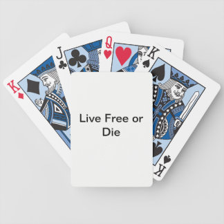 NH Playing Cards