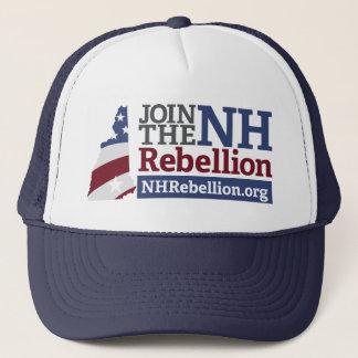 NH Rebellion Trucker Hat