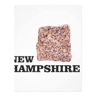 NH rock Letterhead