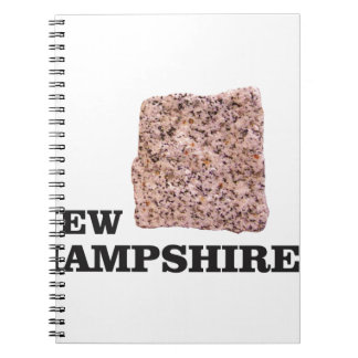 NH rock Notebooks