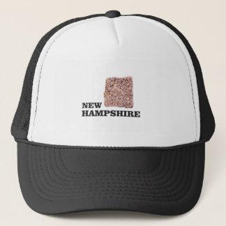 NH rock Trucker Hat