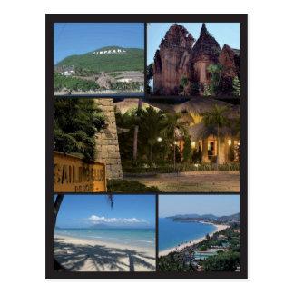 Nha Trang - Vietnam Postcard